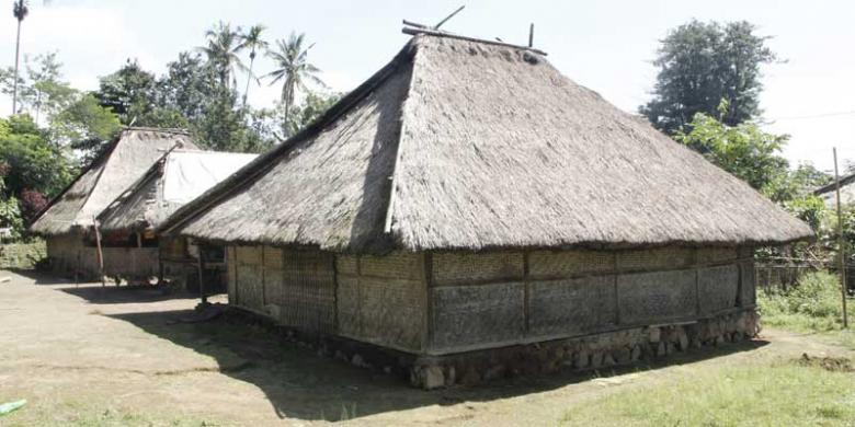 Mengunjungi Kampung Tradisional Senaru Lombok Kompas Desa Wisata Kab Utara