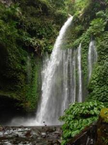 Panorama Alam Wisata Senaru Bayan Indah Menawan Radio Lombok Fm
