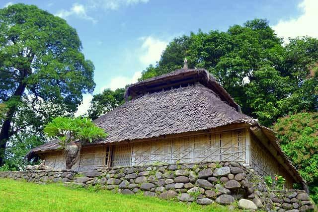 Desa Bayan Ntb Keasrian Masjid Beleq Kab Lombok Utara