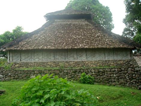 Indonesian Islam Wetu Telu Kearifan Tradisional Lereng Utara Rinjani Masjid