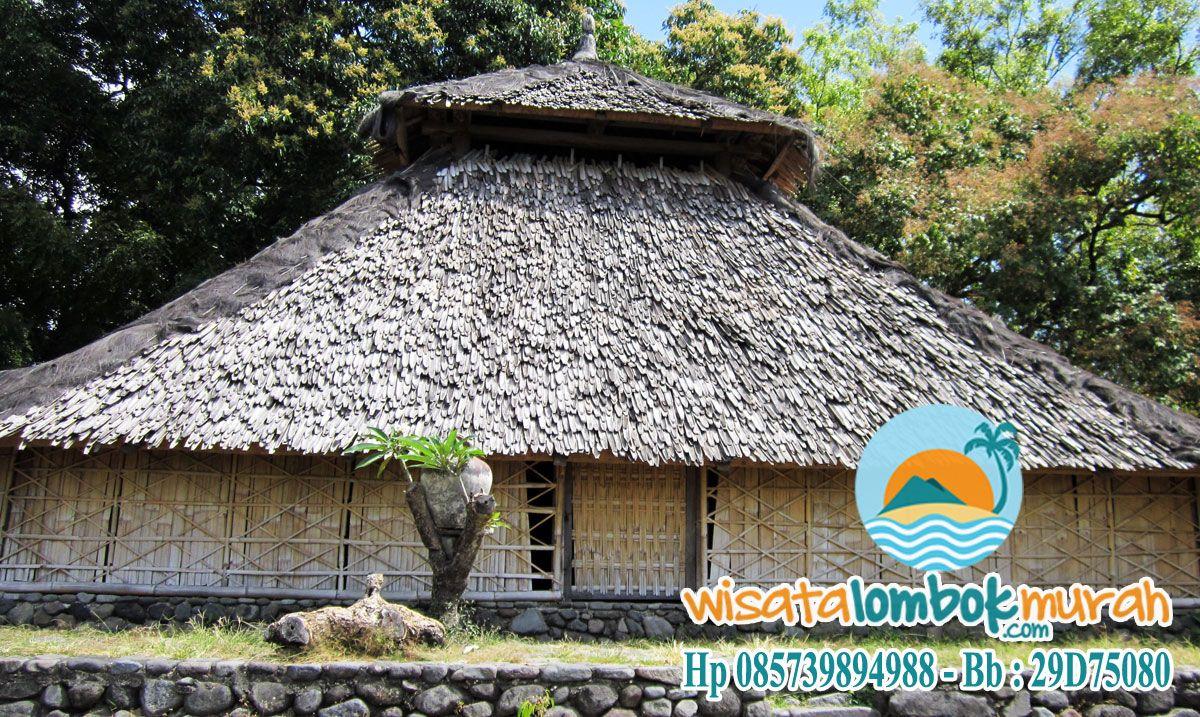 Masjid Bayan Beleq Lombok Tertua Terletak Kab Utara