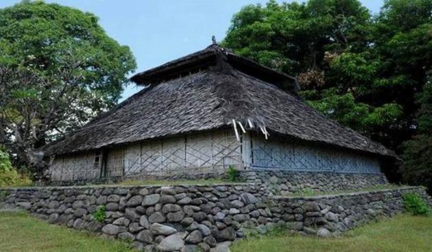 Masjid Kuno Bayan Beleq Bukti Sejarah Islam Pulau Lombok Kab