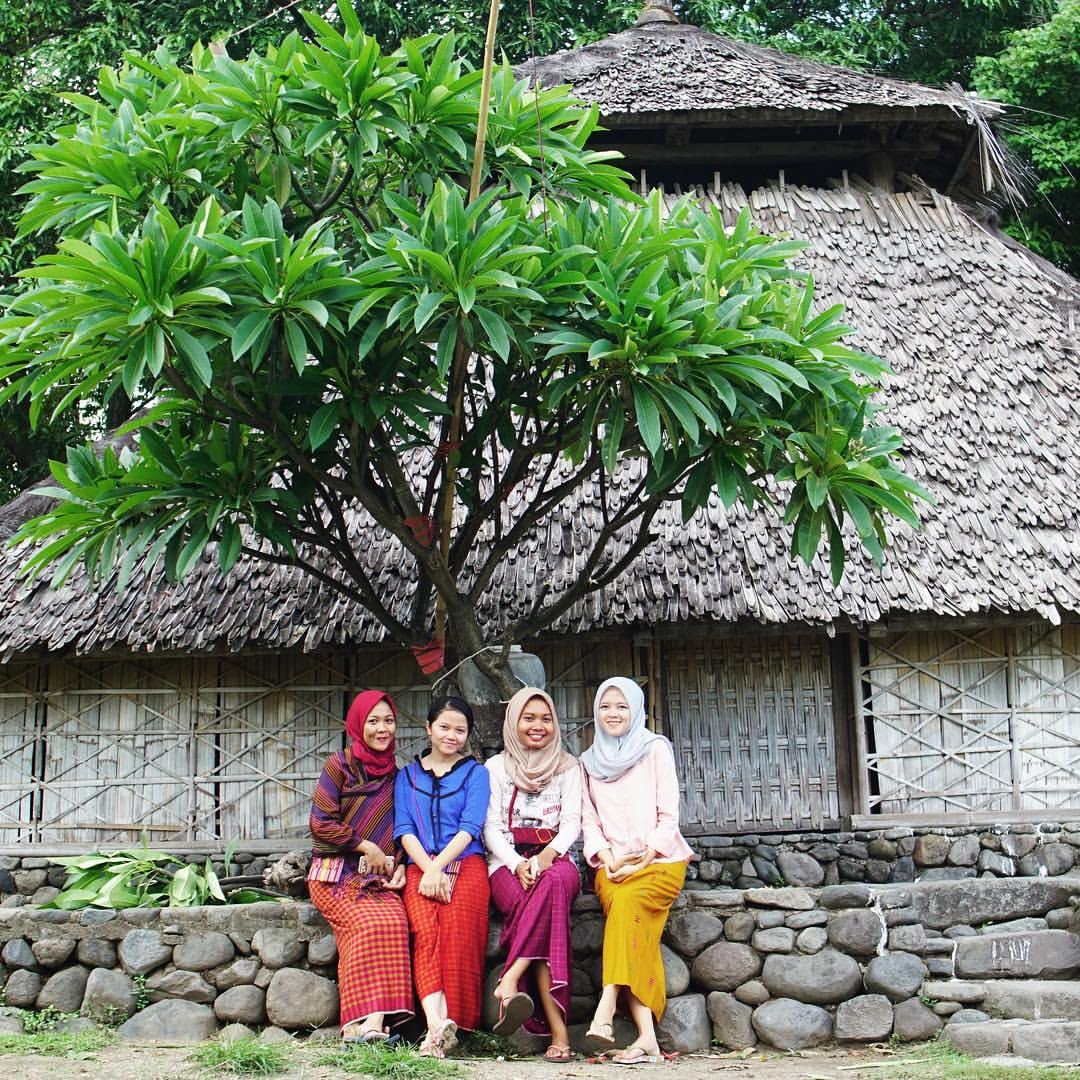 Masjid Kuno Bayan Beleq Kab Lombok Utara Instagram Photos 14w