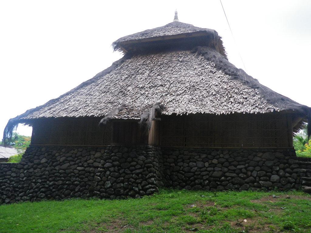 Masjid Kuno Bayan Beleq Kab Lombok Utara