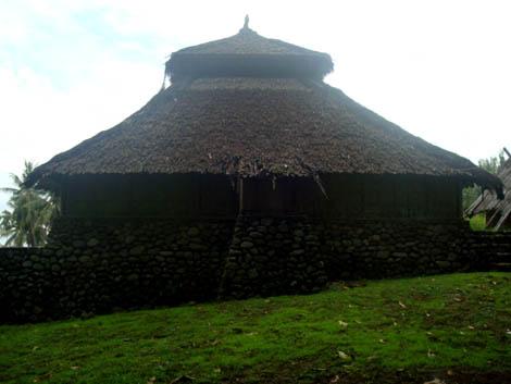Masjid Kuno Bayan Beleq Lombok Utara North Kab