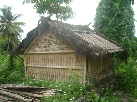 Masjid Kuno Bayan Beleq Lombok Utara North Makam 12 Kab