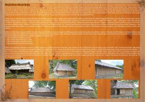 Masjid Kuno Bayan Beleq Lombok Utara Ntb Bingkai Balai Kab