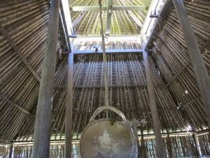 Masjid Kuno Bayan Beleq Ntb Bedug Baleq Kab Lombok Utara