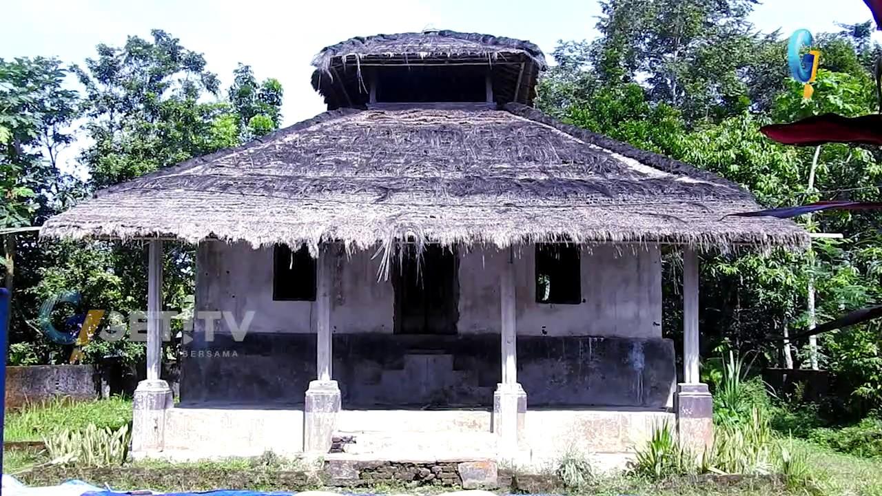 Masjid Kuno Wetu Telu Desa Pemepek Lombok Tengah Youtube Bayan