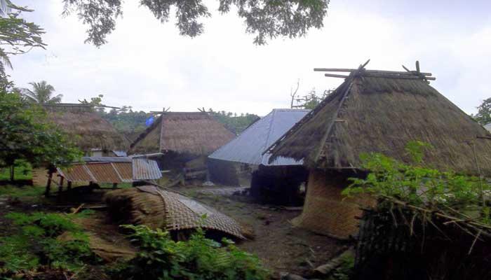 Menengok Keasrian Desa Bayan Ntb Reygian Wisata Indonesia Masjid Beleq