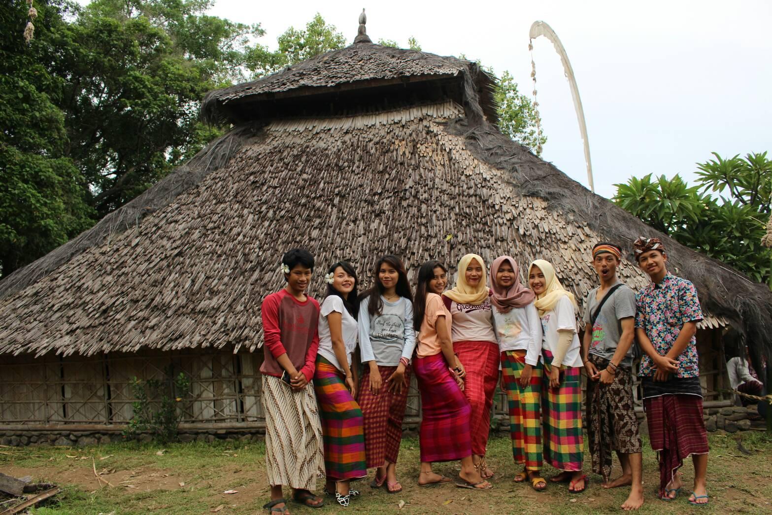 Mesjid Kuno Bayan Lombok Selaparang Perkasa Tours Travel Salah Satu