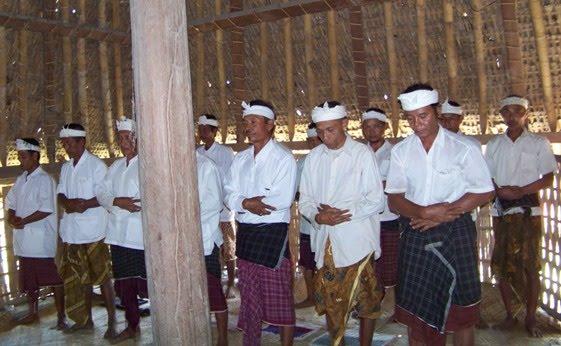 Primadona Lombok Komunitas Adat Bayan Gelar Lebaran Tinggal Diujung Timur