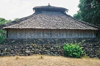 Surip Tour Guide Lombok Island Juli 2014 Masjid Bayan Beleq