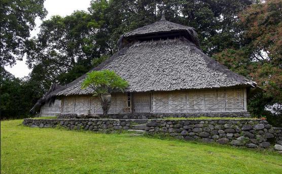 Wisata Sejarah Masjid Bayan Beleq Lombok Indahnya Berada Kabupaten Utara
