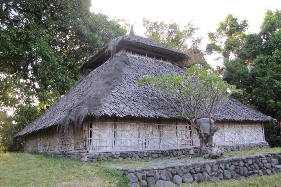 Wow Masjid Tertua Lombok 4 Abad Lebih Bayan Beleq Kab