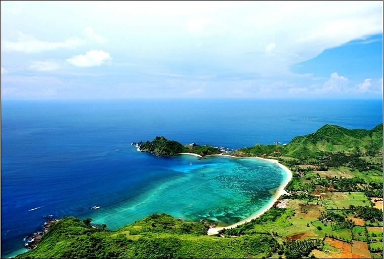 4 Pantai Tercantik Lombok Utara Informasi Wisata Halal Sumbawa Lokok