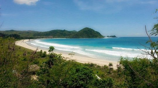5 Pantai Tercantik Lombok Tengah Informasi Wisata Halal Gambar Selong
