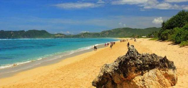 Bersih Tenangnya Pantai Loko Piko Klu Suarantb Lokok Kab Lombok