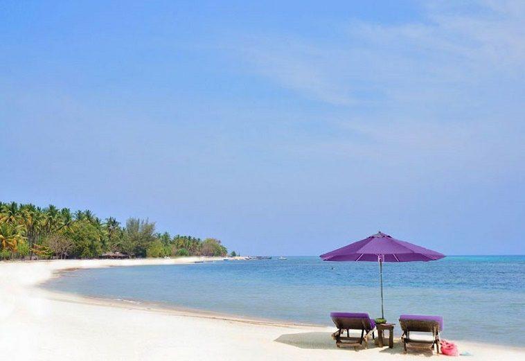Ciptakan Bulan Madu Nuansa Romantis Pantai Sire Lombok Lokok Piko
