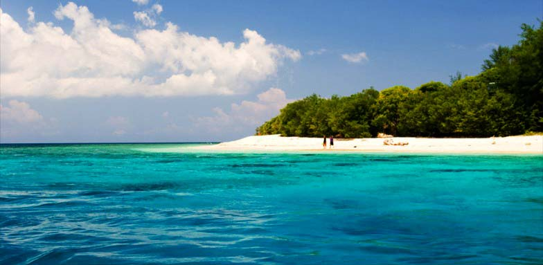 Fitri Hidayah Sire Beach Wisata Pantai Lombok Utara Lokok Piko