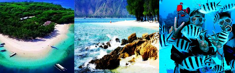 Harga Tiket Objek Wisata Lombok Htm Tempat Daftar Destinasi Barat