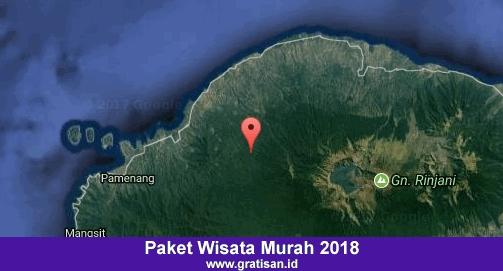 Paket Wisata Lombok Utara Murah 2018 Pantai Lokok Piko Kab
