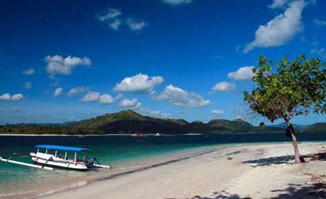 Wisata Halal Lombok Sumbawa Sebuah Gili Tangkong Memiliki Pesona Alam