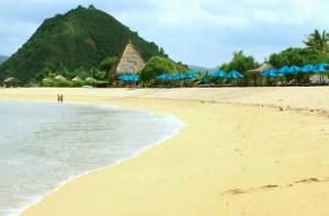 Wisata Pantai Terkenal Lombok Utara Tempat Sire Lokok Piko Kab
