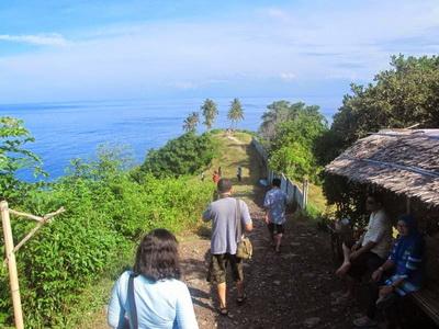 10 Foto Bukit Pantai Malimbu Beach Lombok Senggigi Lokasi Kabupaten