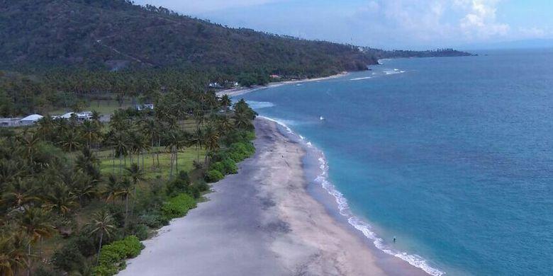 Mampir Vila Hantu Lombok Berani Kompas Tak Berpenghuni Terletak Dusun