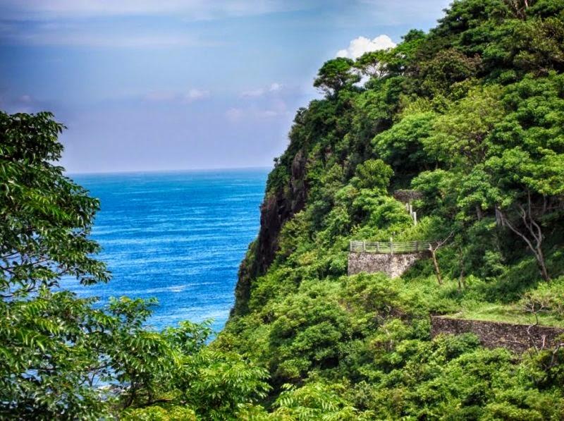 Mengintip Kecantikan Indonesia Atas Bukit Malimbu Dua Lombok Pantai Kab