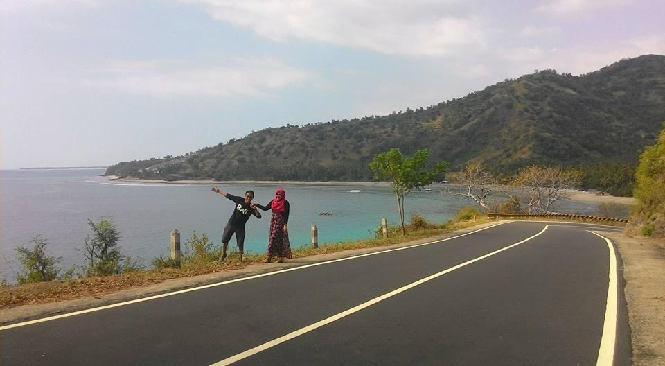 Pantai Malimbu Gerbang Wisata Tour Adventure Kab Lombok Utara