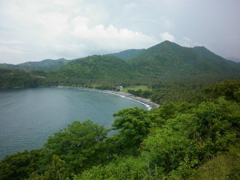 Pantai Malimbu Lombok Jalan Makan Pulau Provinsi Ntb Memang Terkenal