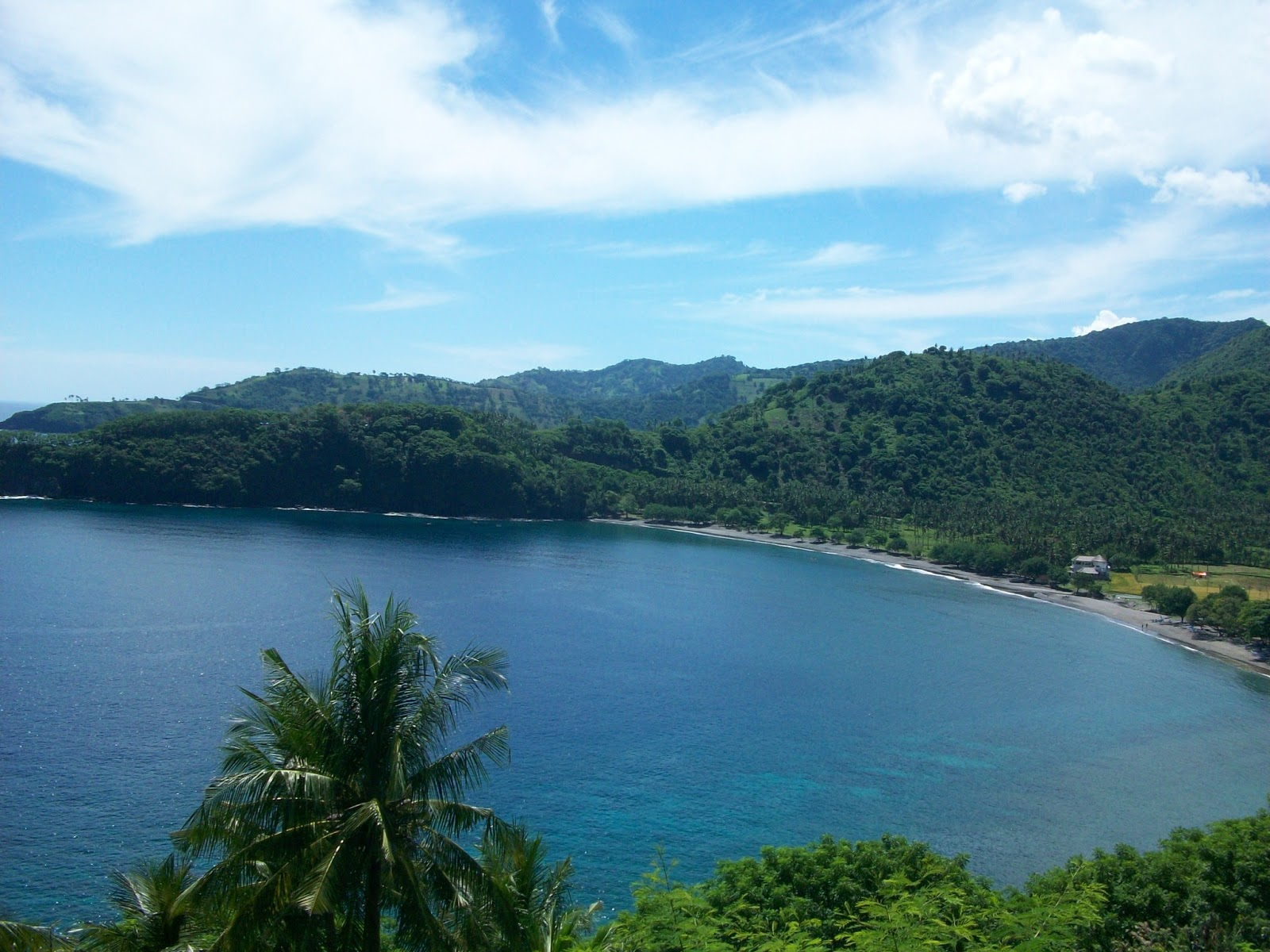 Pantai Malimbu Lombok Utara Blog Pariwisata Berada Sebelah Barat Daya