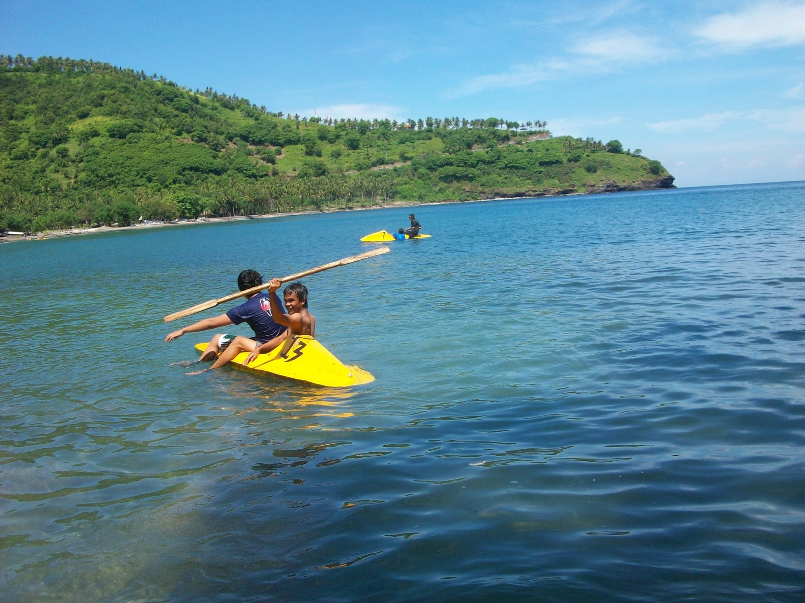 Pantai Malimbu Lombok Utara Blog Pariwisata Bukan Kita Bisa Melihat