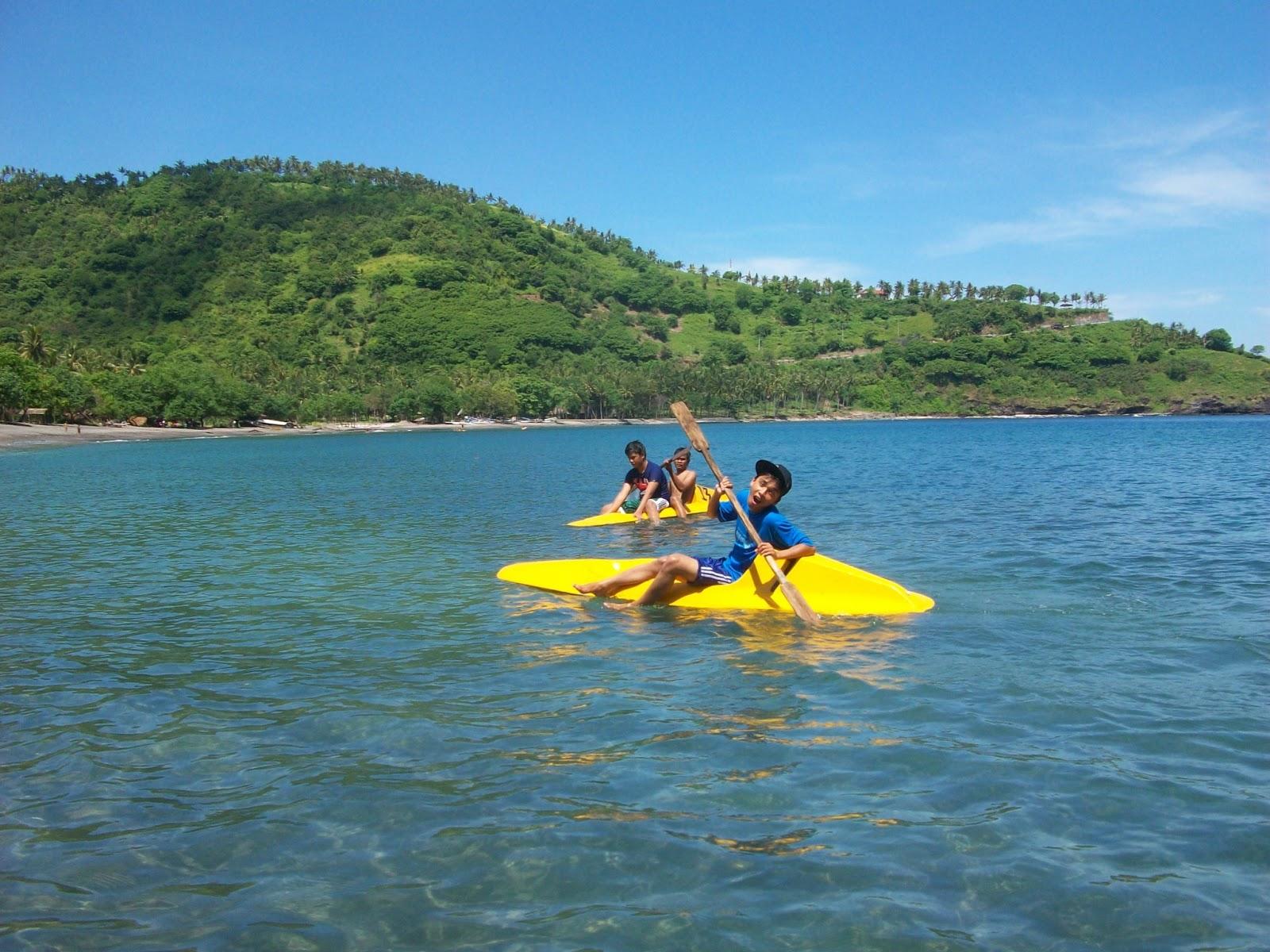 Pantai Malimbu Lombok Utara Blog Pariwisata Kaloq Satu Poto Sama