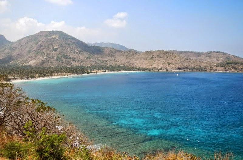 Pantai Pandanan Lombok Utara Nusa Tenggara Barat 7og4nk Malimbu Kab