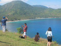 Pariwisata Pantai Malimbu Sebuah Objek Wisata Pulau Lombok Tepatnya Desa