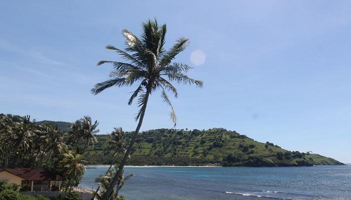 Pesona Pantai Malimbu Kabupaten Lombok Utara Gatra Dewata Maimbu Desa