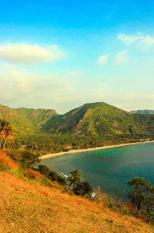 Puncak Malimbu Lombok Click Enlarge Image Lombok13 Jpg Pantai Kab