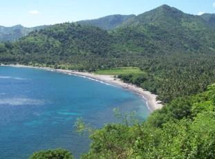 Wisata Ntb Pantai Malimbu Salah Satunya Bukit Daratan Tinggi Terusan