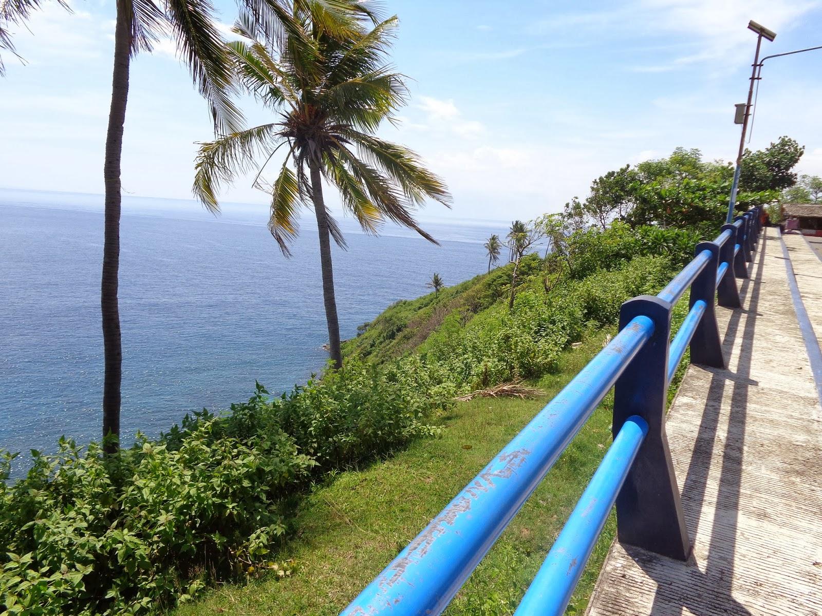 Wisata Pulau Lombok Malimbu Pantai Sebuah Objek Tepatnya Desa Malaka