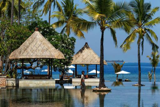 5 Hotel Romantis Lombok Cocok Bulan Madu News Arah Lokasi