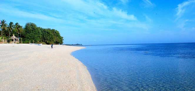 Lombok Utara Surya Tour Travel Pantai Sire Medana Kab