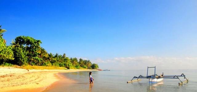 Menikmati Keindahan Pantai Sire Lombok Utara Suarantb Medana Kab