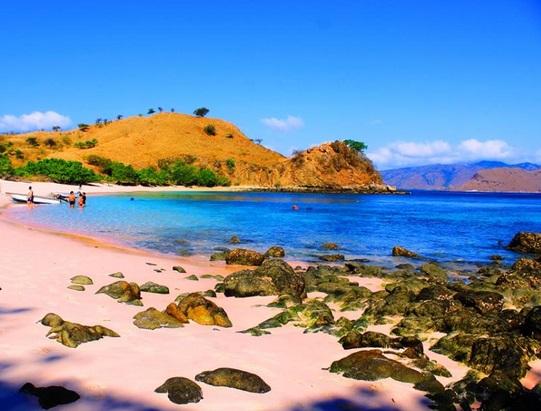 Pantai Pink Lombok Paket Wisata Sire Medana Kab Utara