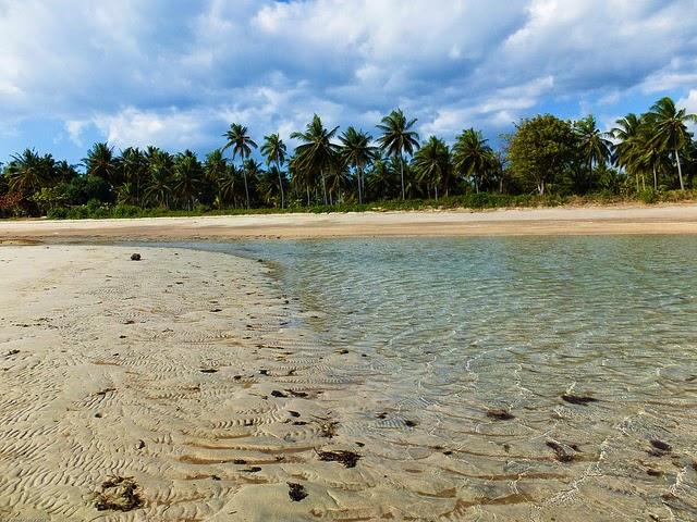 Pantai Sire Ikon Lombok Utara Medana Kab