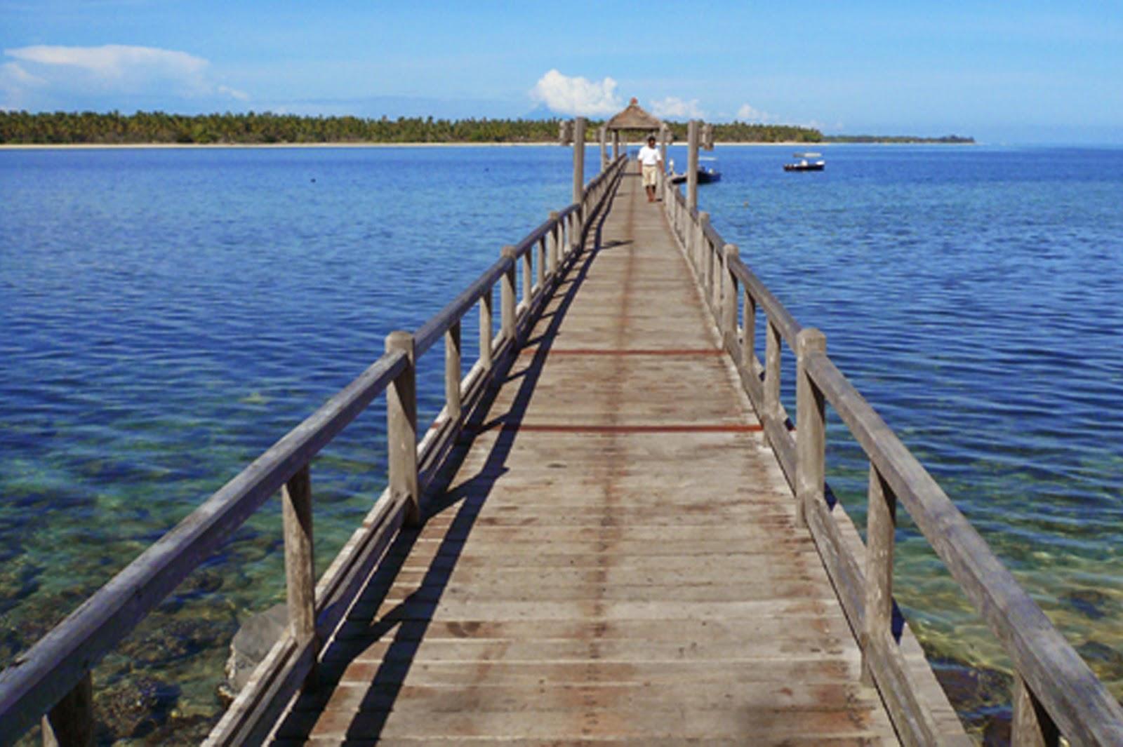 Pantai Sire Medana Kabupaten Lombok Utara 7og4nk Kab