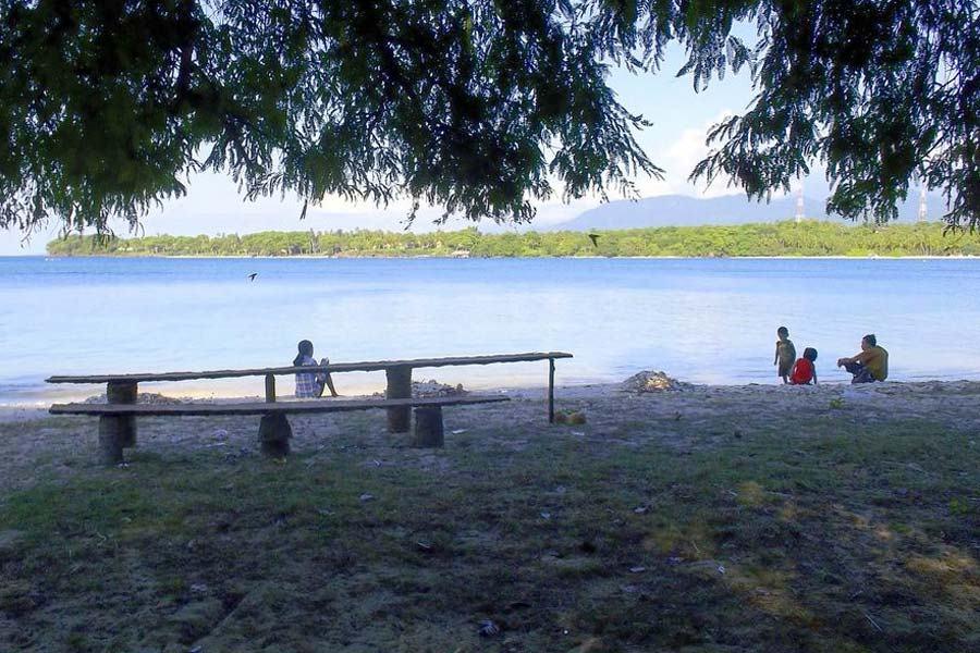 Pantai Sire Medana Lombok Option Medana3 Kab Utara