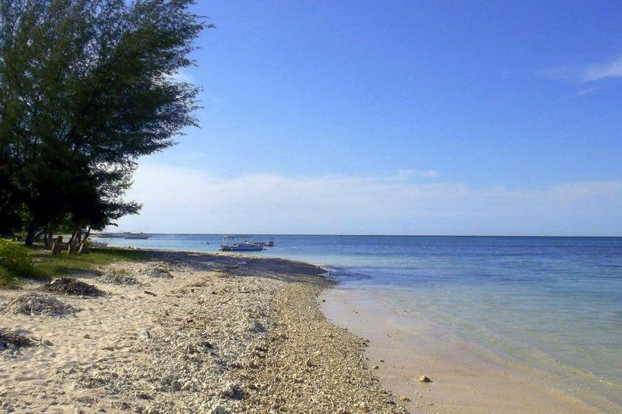 Pantai Sire Medana Lombok Option Medana5 Kab Utara